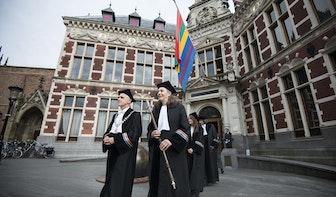 Universiteit Utrecht viert deze week 385e verjaardag