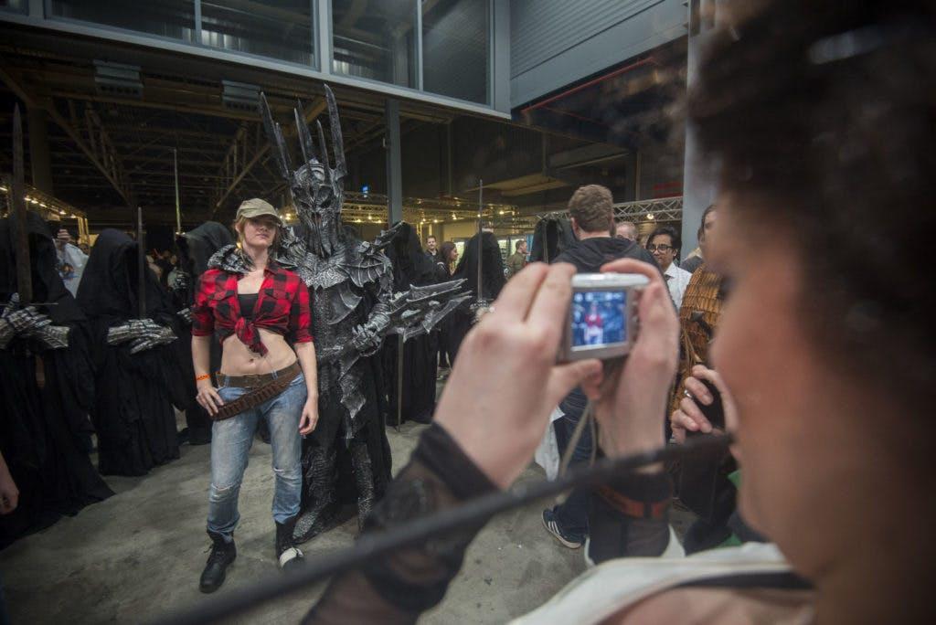 Foto's: Succesvolle eerste editie popculture-paradijs Dutch Comic Con in Utrecht