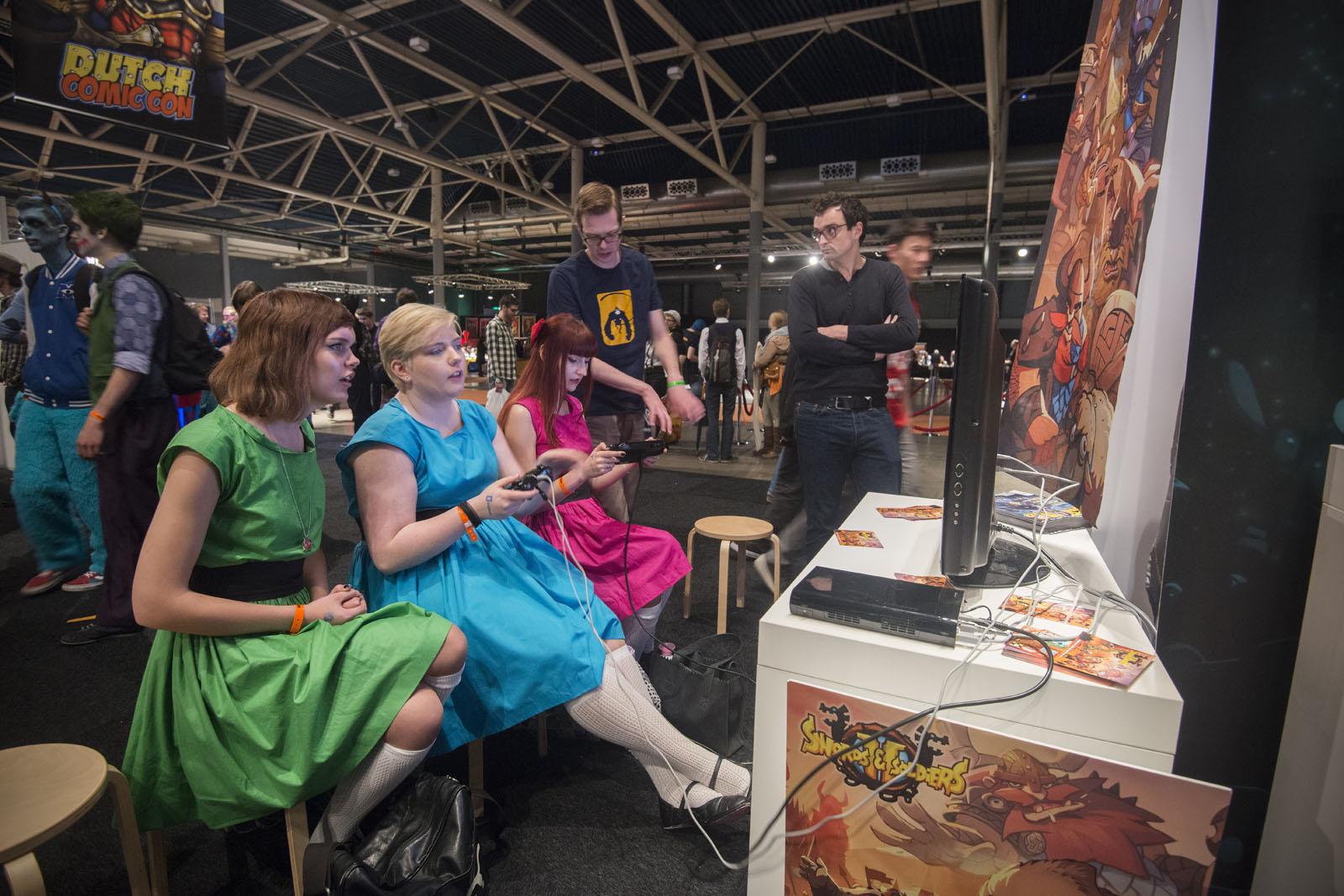 Dutch Comic Con 020