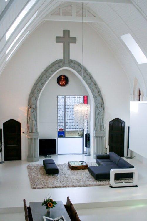 Kapel van het Gregoriushuis: woning als oplossing voor ontkerkelijking?
