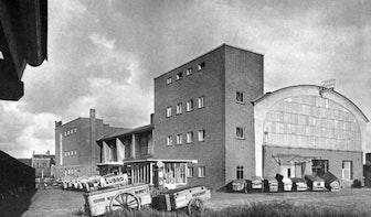 Lubro-gebouw: industrieel erfgoed en wonen op Zijdebalen