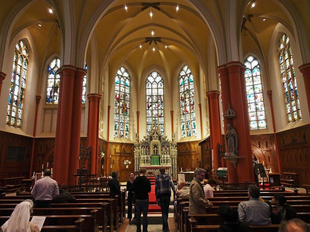 Draaiwegkerk: einde van 'krachtig katholiek leven'?
