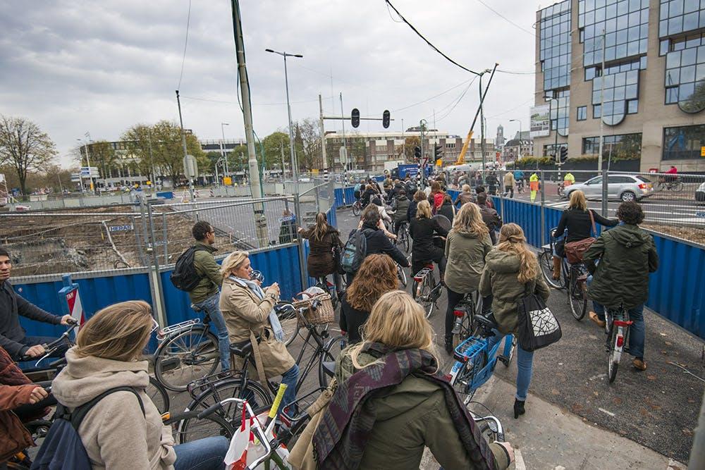 Filmpje: 5 grootste fietsfrustraties in Utrecht. Stem ook!