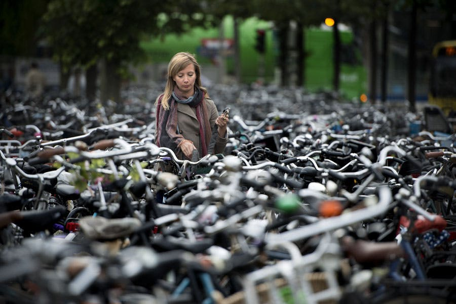 Utrecht niet verkozen tot fietsstad 2016