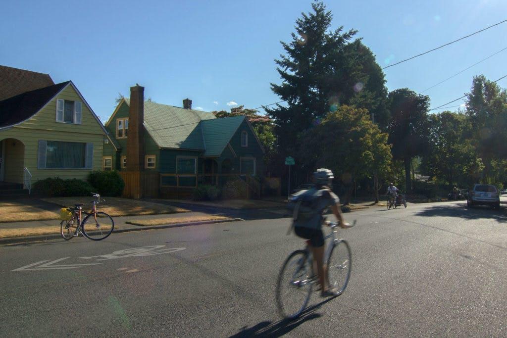 Groet uit Portland: het is hier een fietsersparadijs