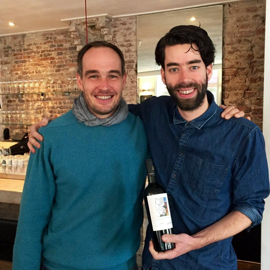 Vakjury: Niemand vertelt zo leuk over wijn als Julian Cleton van Wijnbar VinVin