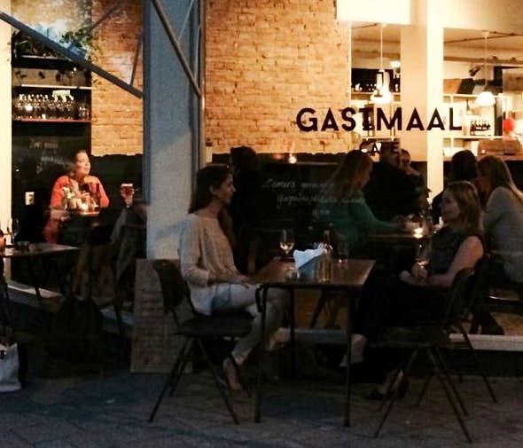 Gastmaal En De Tafel.Gastmaal Opent Nieuwe Buurtkroeg In De Griftstraat In