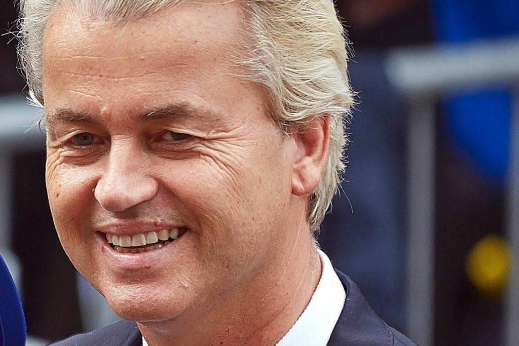 Geert Wilders komt demonstreren tegen islamcongres in Utrecht