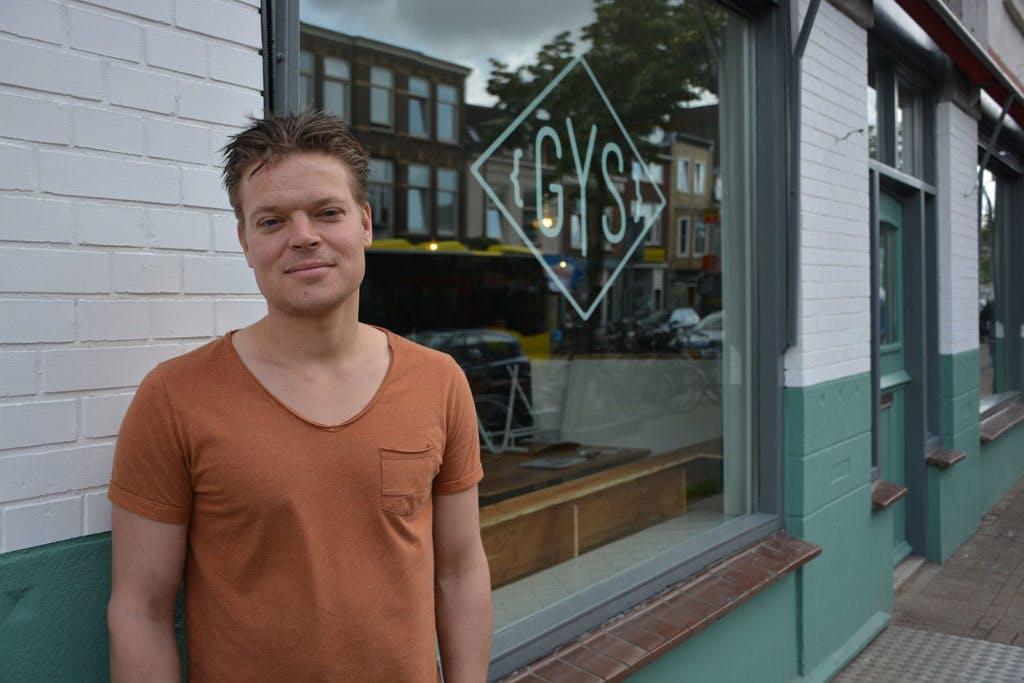 """Het weekend van Gijs Werschkull van biologisch restaurant GYS: """"Ik denk zeker dat andere steden op GYS wachten"""""""