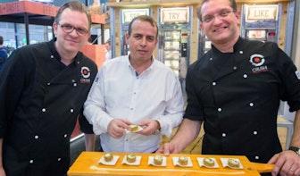 """Restaurant Inspired verkocht aan SUMO: """"Ik ga mij volledig richten op Crushi"""""""