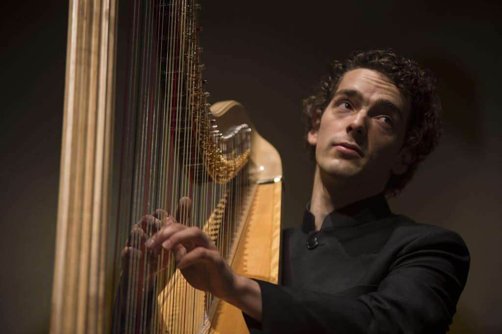 Het Weekend Van Harpist Remy Van Kesteren Weekend Is Voor