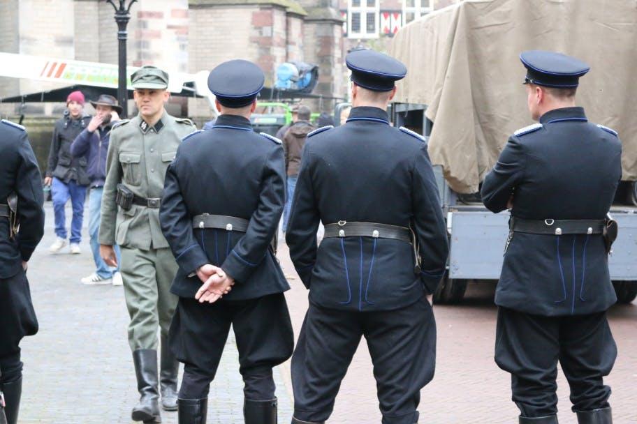 DUIC Krant: Steeds meer filmopnames in de Domstad