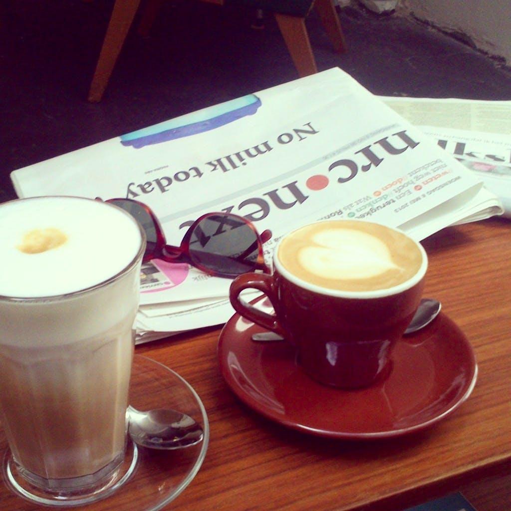 Jette & Jildou stoppen even met koffie drinken. De conclusies na een jaar onderzoek in Utrecht
