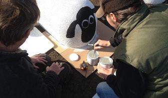 Buurtbewoners maken park bij de Daalsedijk en hopen dat gemeente plannen wijzigt