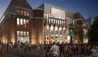 Filmpje: Zo gaat het nieuwe shoppinggedeelte van de bibliotheek eruit zien