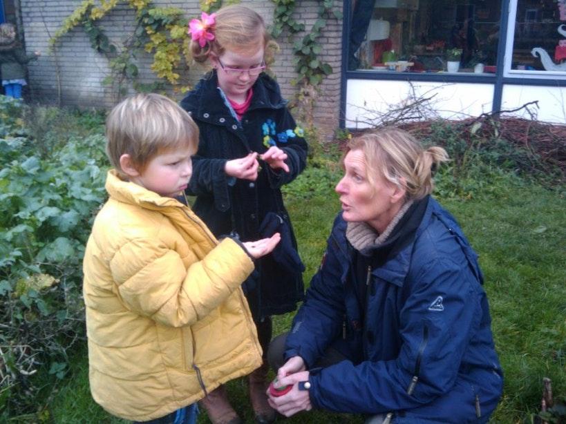 Proeftuinen van Utrecht (2): Een recept voor de leerlingen, juffen en meesters