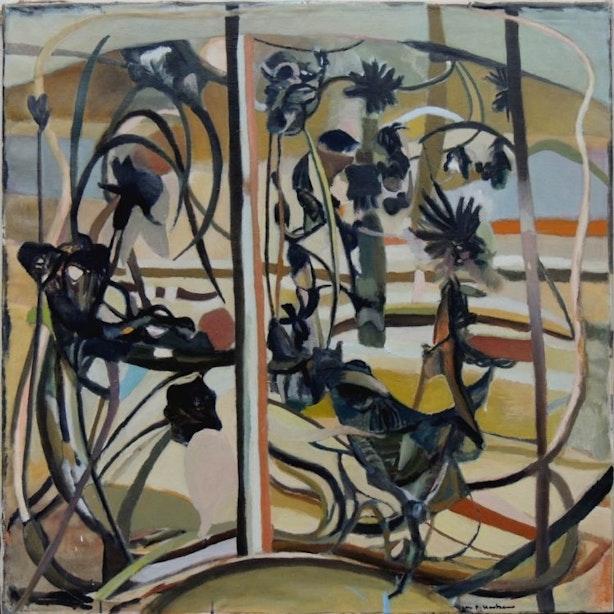 Jan Pieter Hartzema, schilder in de luwte