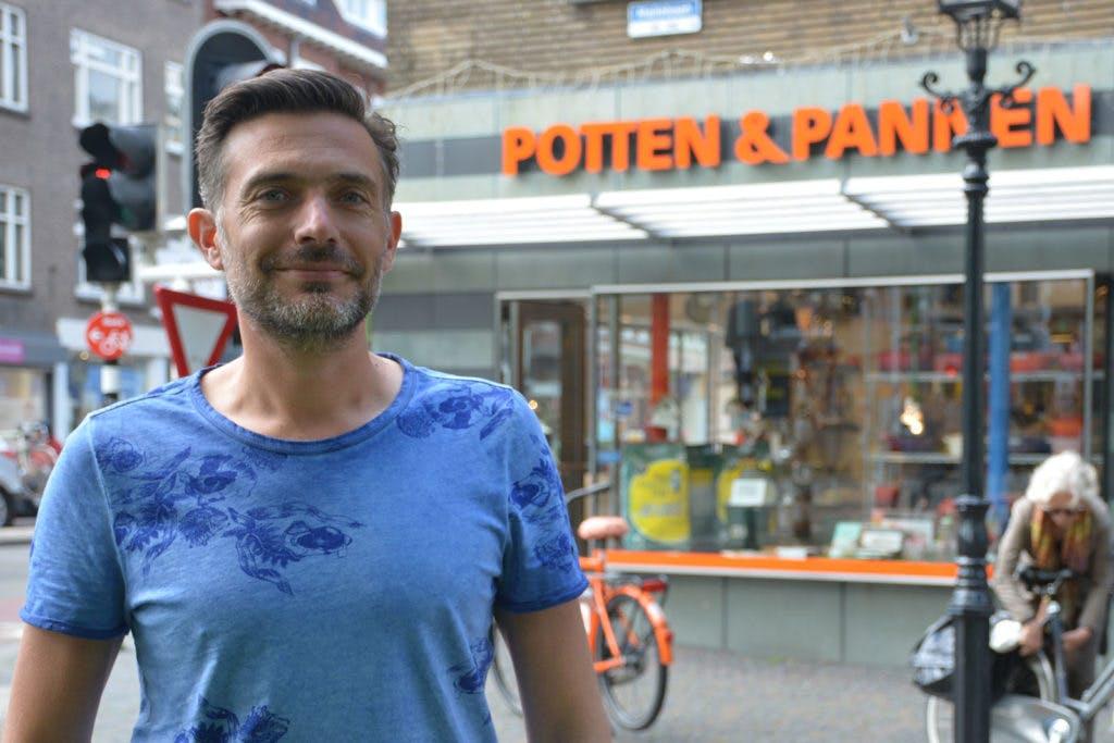 Op bezoek bij Josmar Lub van Potten & Pannen: 'Mijn lievelingsmes heb ik al 24 jaar'