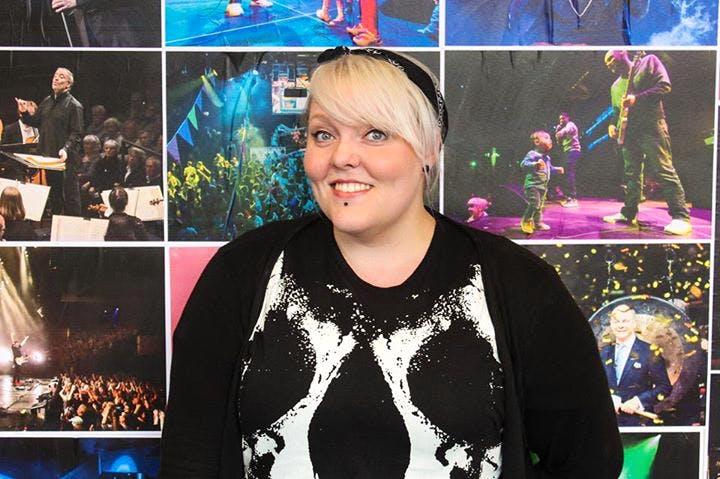 """Het weekend van TivoliVredenburg-marketeer Kimtessa Hill: """"Morgen staat Ghost, de Zweedse Metal Sint, bij ons op het podium"""""""
