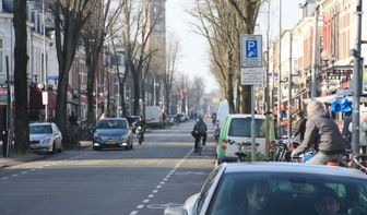Online petitie gestart tegen hardrijders Kanaalstraat