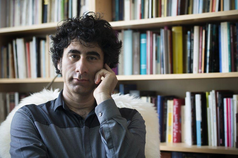 """Baban Kirkuki: """"Als dichter heb je de taak om te laten zien dat niets vanzelfsprekend is"""""""