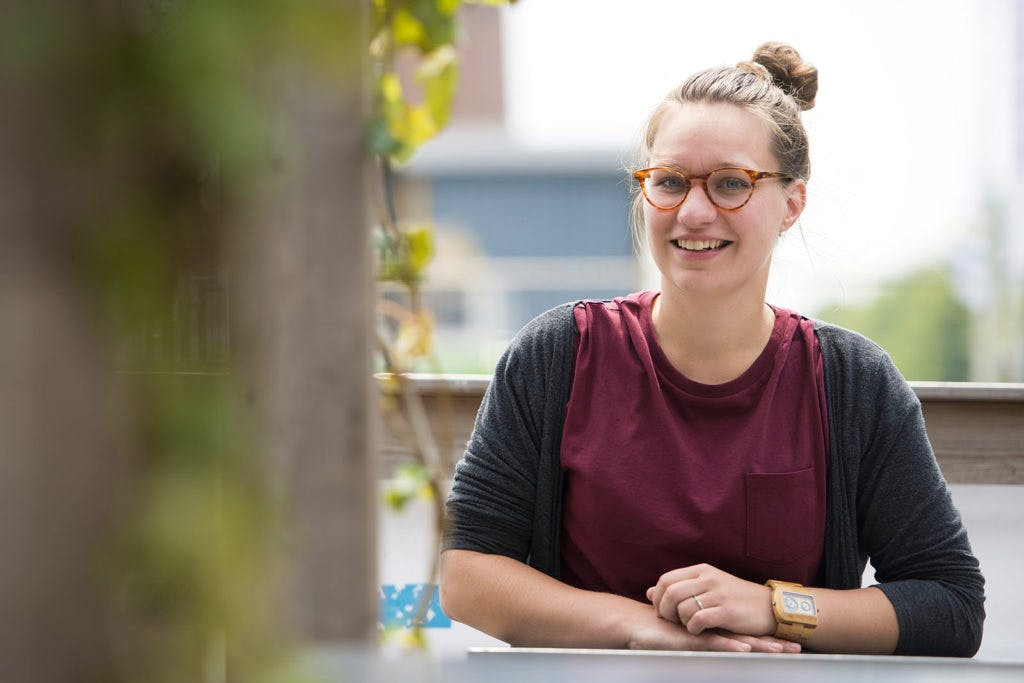 Hannah Eigeman vertrekt: Doei Utrecht, hallo Portland!