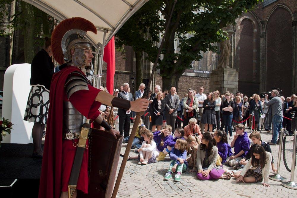 Utrechtse DOMunder genomineerd voor internationale Museum and Heritage Award 2015