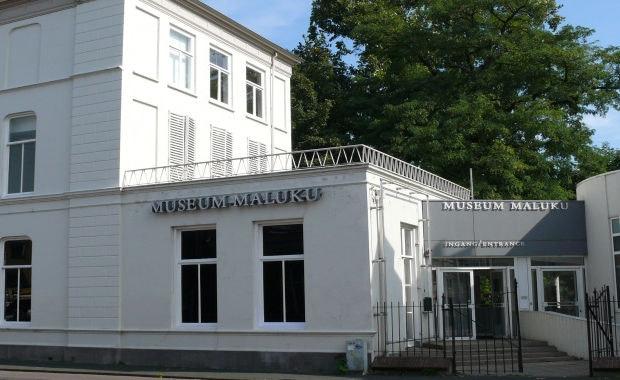 Fitness en appartementen in voormalig Moluks museum