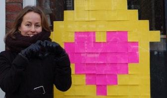 Utrecht vol hartenhuisjes voor vergeten kinderen