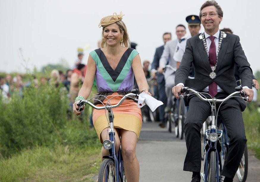 Dagtip: Máxima op verjaardagsfeest van Leidsche Rijn