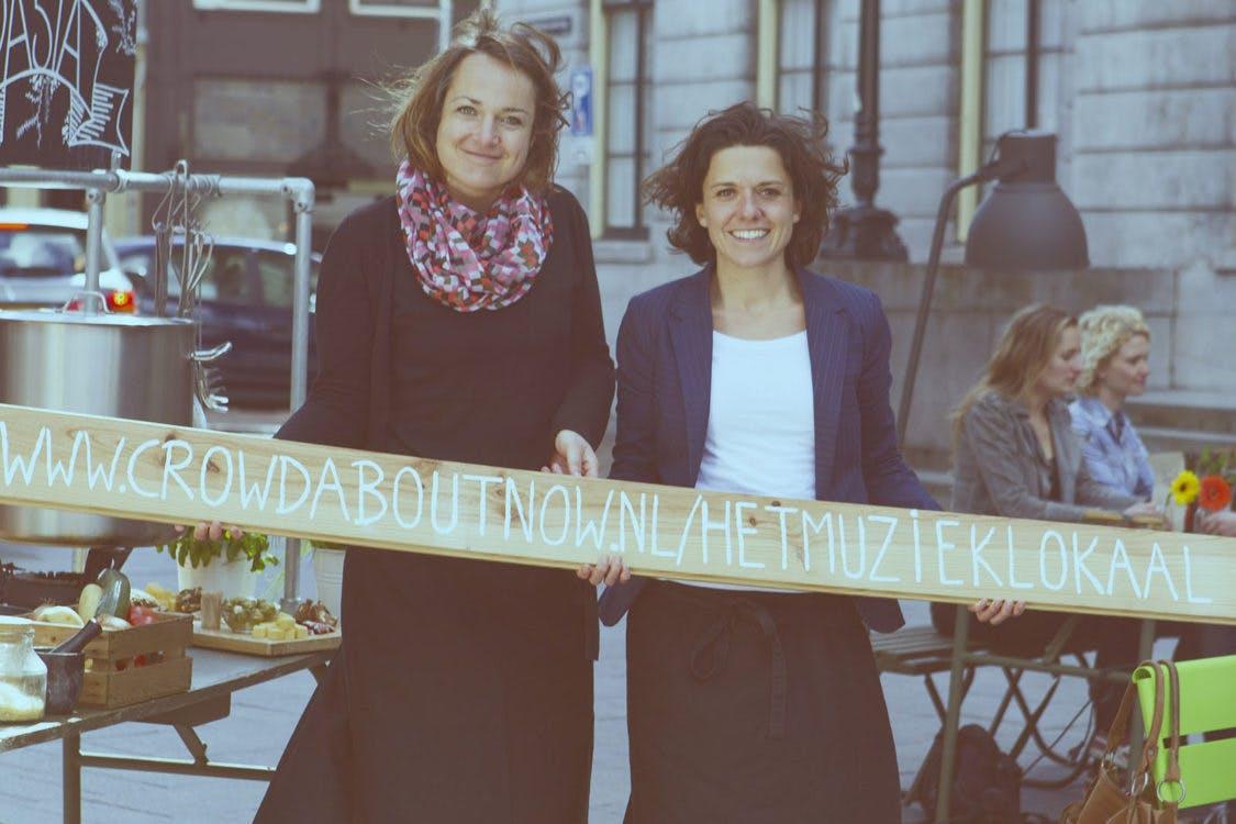 100.000 euro opgehaald voor nieuw Utrechts café