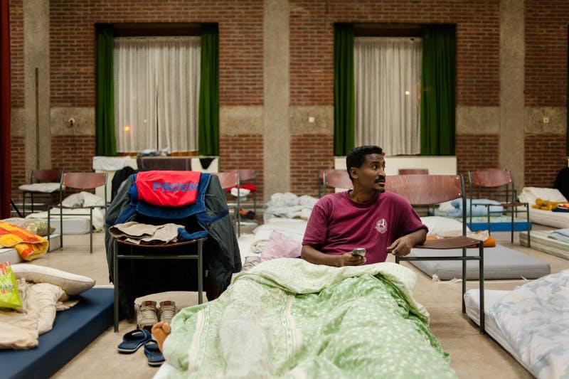 Sluiting dreigt voor nachtopvang vluchtelingen Utrecht