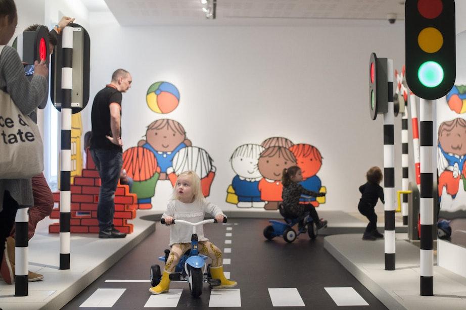 Binnen twee weken al 10.000 bezoekers voor nieuw Nijntje Museum