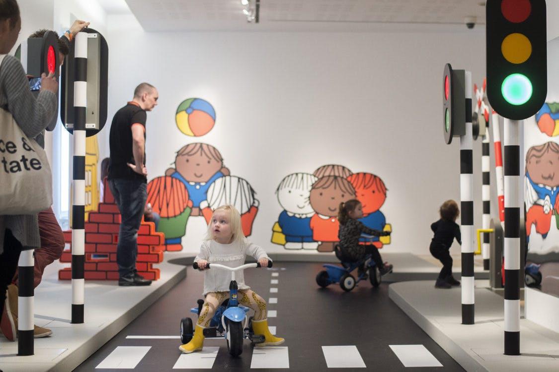 Twee miljoen euro voor uitbreiding nijntje museum