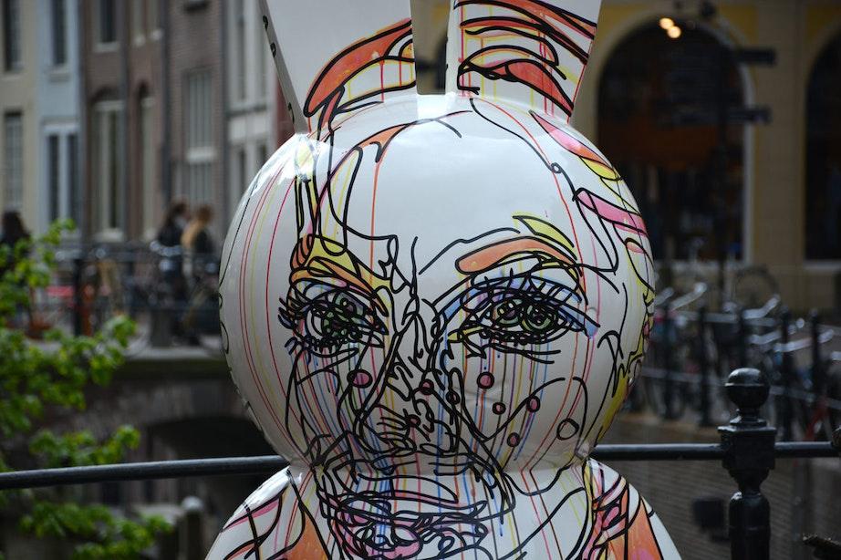 Nijntje Art Parade officieel geopend: 14 levensgrote Nijntjes in Utrecht
