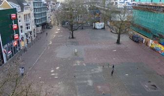 """Bewoners willen een fontein op het Vredenburg: """"Wat een armoedig plein!"""""""
