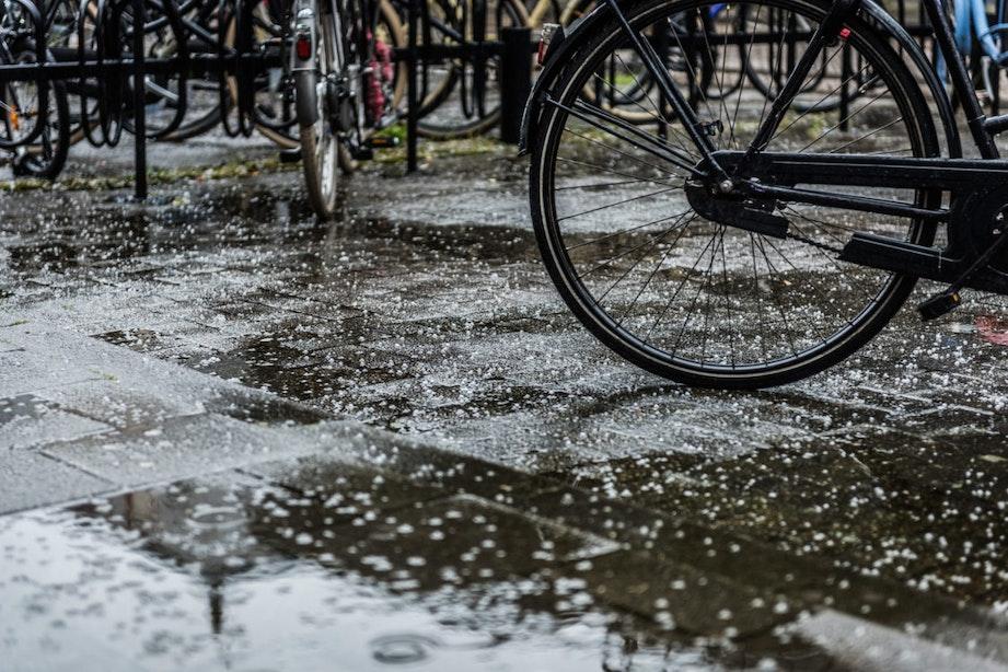 Weer code geel voor regio Utrecht; Kermis de Klop stopt eerder