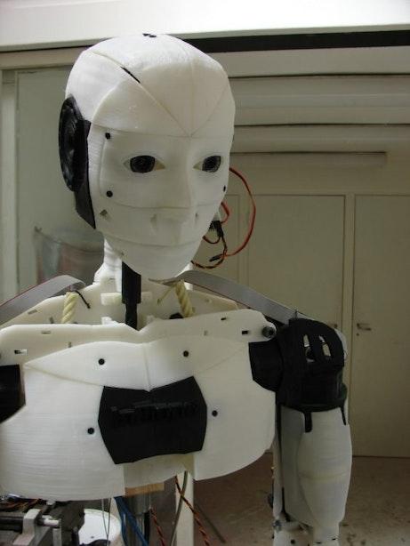 Spectaculaire robot uit 3D-printers moet voor Utrechts wereldrecord zorgen