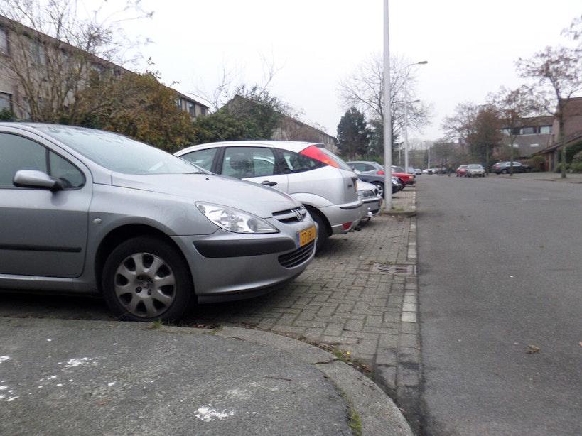 """Grote parkeerproblemen Rijnsweerd: """"De gemeente weet het maar neemt gewoon geen besluit"""""""