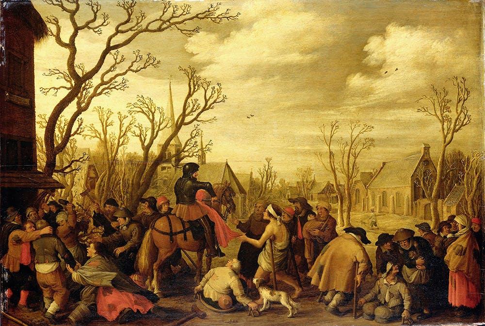 Wie was Sint-Maarten, de beschermheilige van Utrecht, eigenlijk?