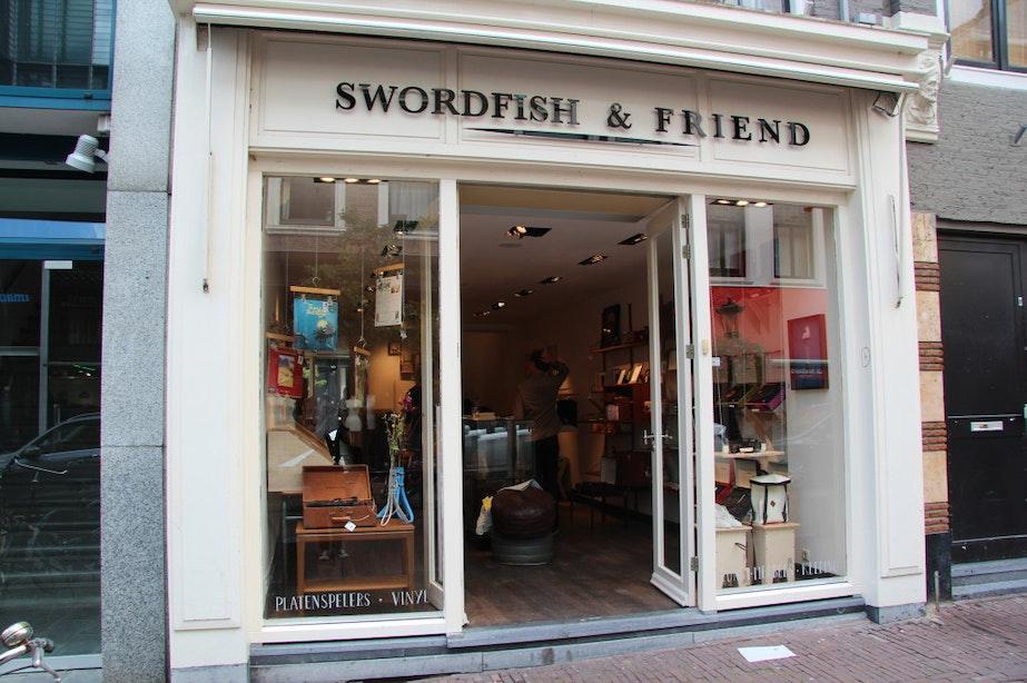 Vinyl nog altijd springlevend: platenzaak Swordfish & Friend opent zaterdag haar deuren