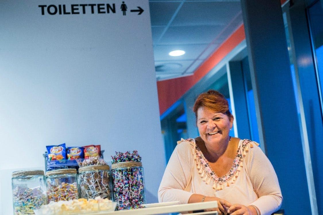 Voorproefje op een nieuwe rubriek: Utrecht volgens toiletjuffrouw Sannie