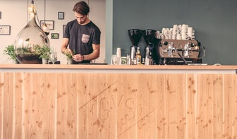 Biologisch restaurant Gys opent vestiging aan de Amsterdamsestraatweg