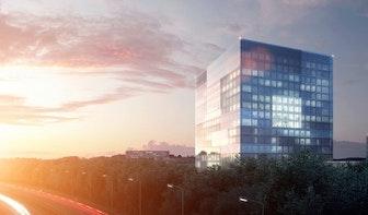 Ponskaart met de grond gelijk: zo ziet het nieuwe gebouw eruit