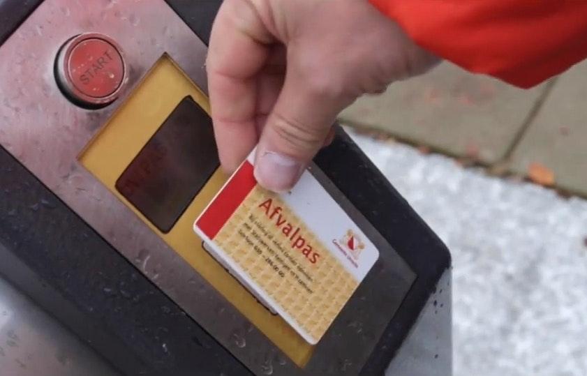 Gemeente Utrecht schaft de vuilniszak en kliko af: restvuil zelf wegbrengen