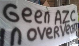 Facebook-pagina 'Tegen AZC Overvecht' telt ruim 4000 leden