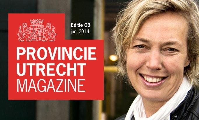 Ontdek editie 3 van Provincie Utrecht Magazine