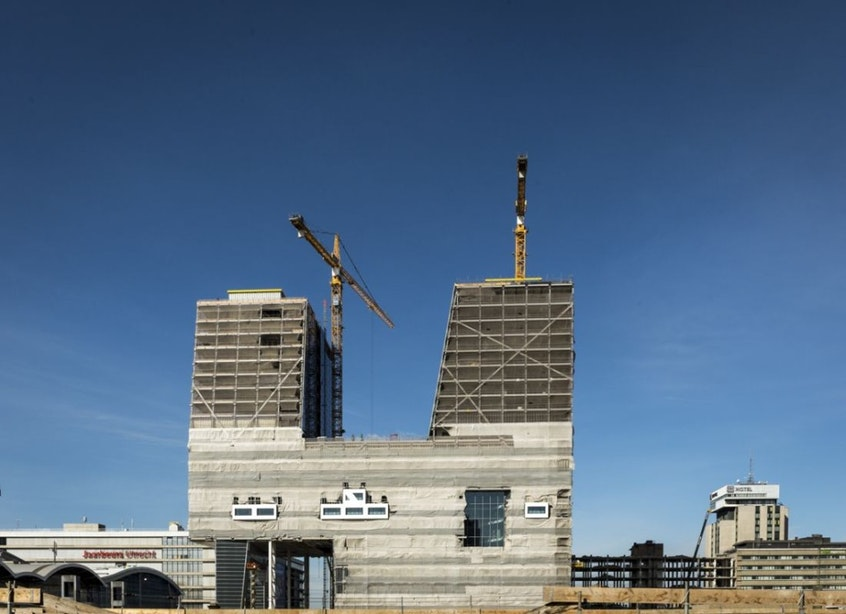 Forse kritiek op schuld van ruim een miljard van gemeente Utrecht