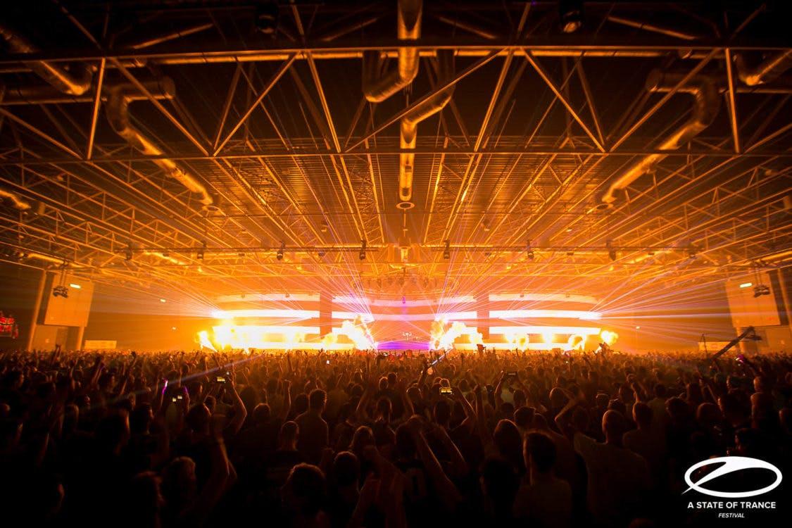 Festival 900e aflevering A State of Trance Jaarbeurs Utrecht uitverkocht