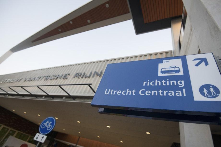 Station Vaartsche Rijn moet Utrecht Centraal ontlasten